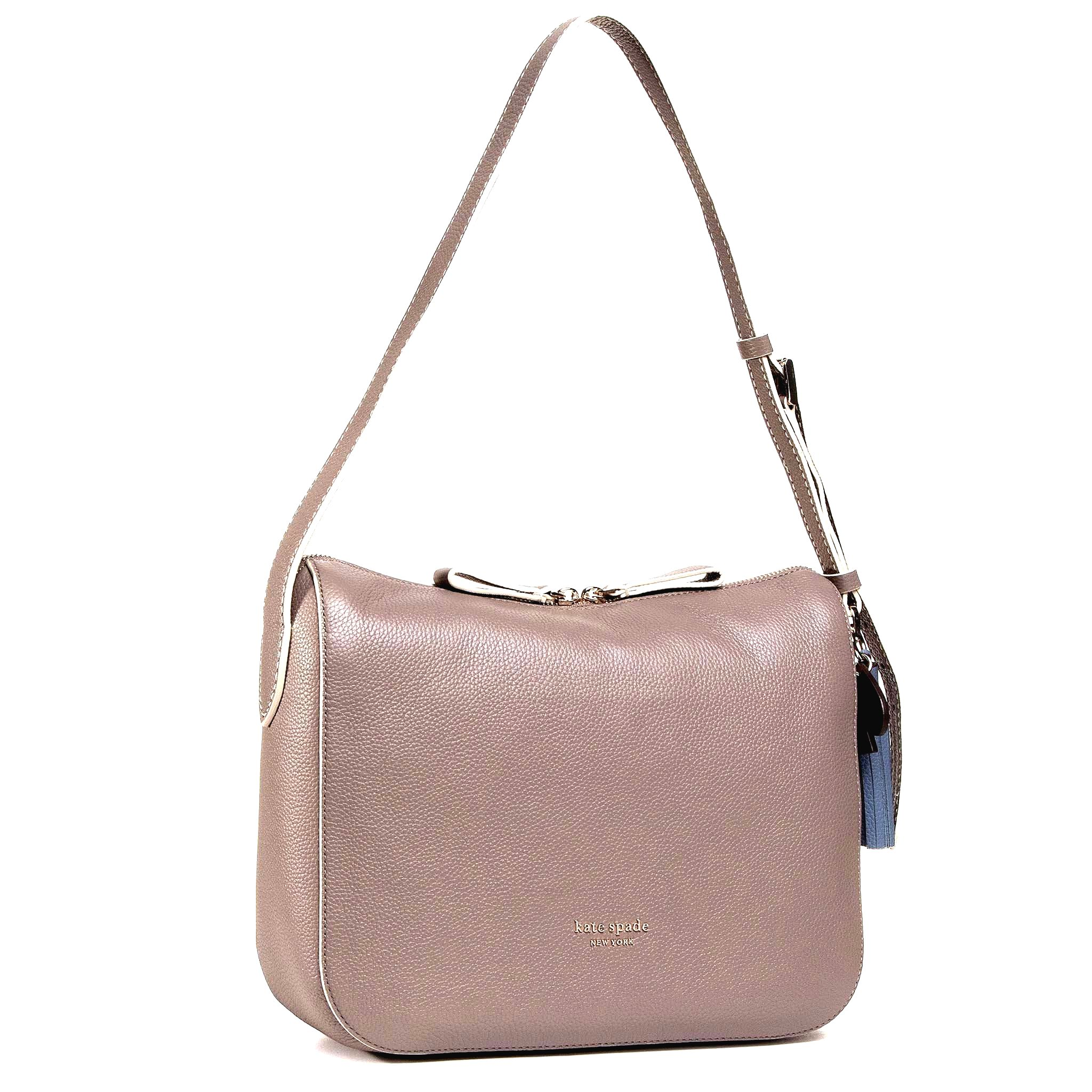 Kabelka KATE SPADE - Medium Shoulder PXR00248  Mineral Grey Multi 060U