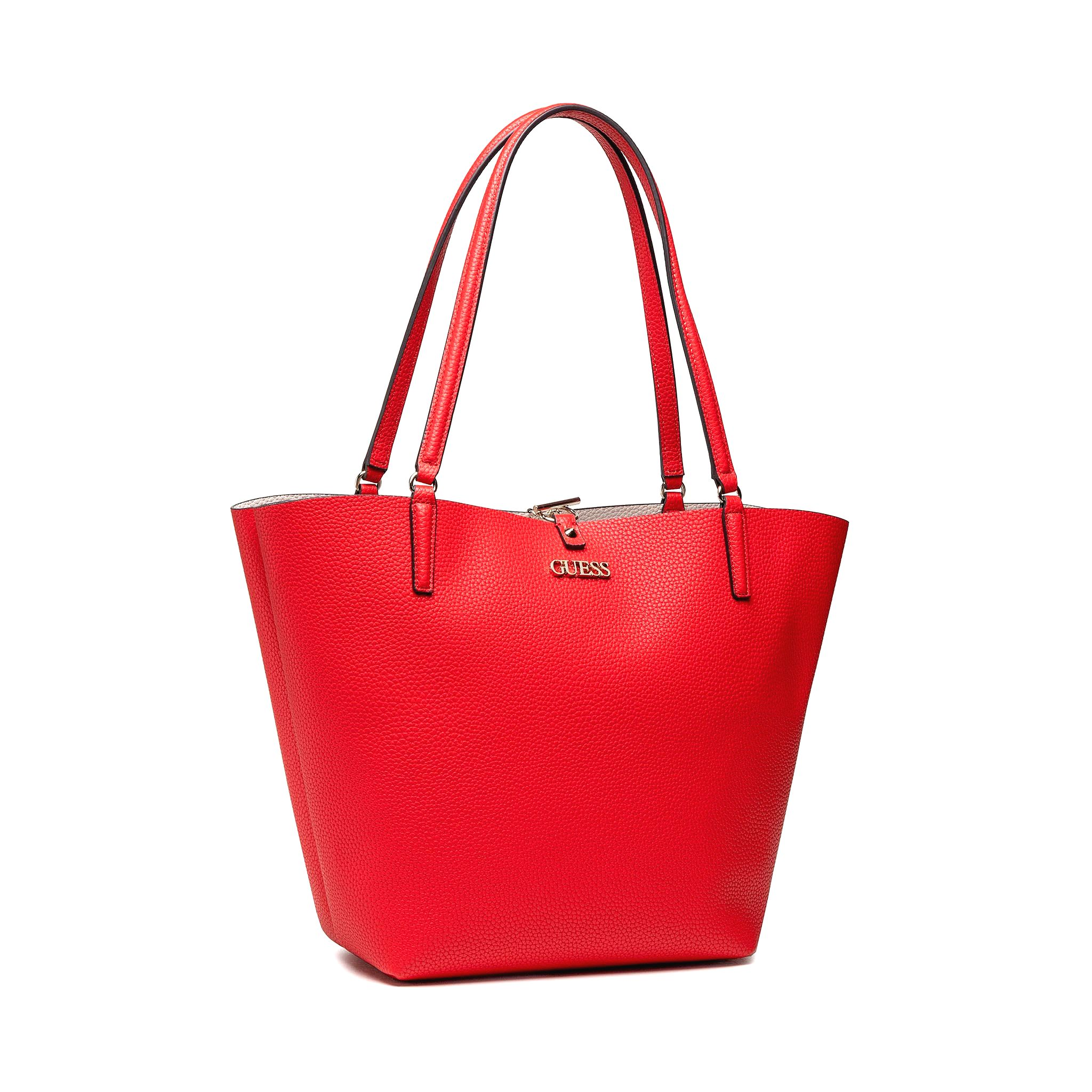 Kabelka GUESS - Alby (VG) HWVG74 55230 RED/ALMOND